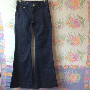 GAP modern trouser wide-leg jeans